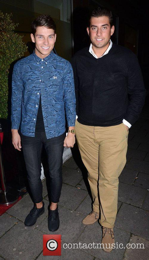 James Argent And Joey Essex,  at the...