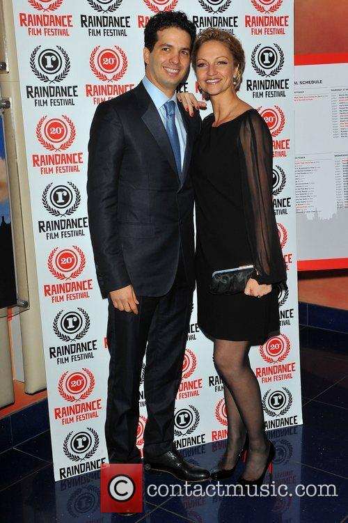 UK film premiere of 'Love Tomorrow' held at...