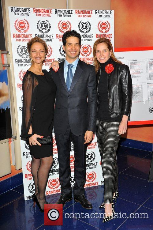 Arionel Vargas, Cindy Joudain and Darcey Bussell 2