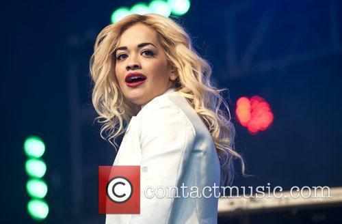 Rita Ora and Lovebox 7
