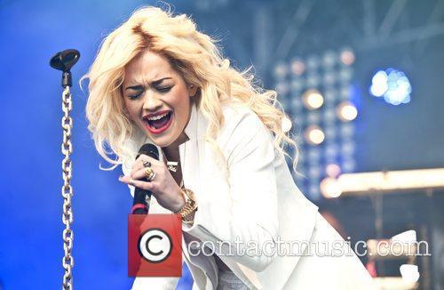 Rita Ora and Lovebox 8
