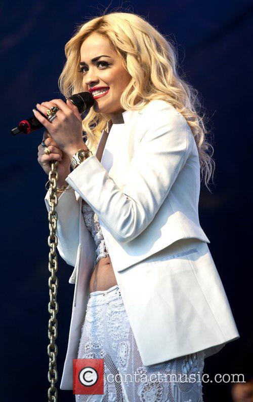 Rita Ora and Lovebox 9