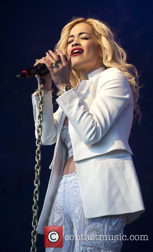 Rita Ora and Lovebox 10