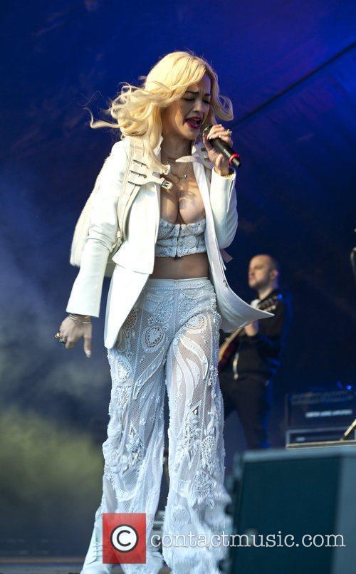 Rita Ora and Lovebox 11