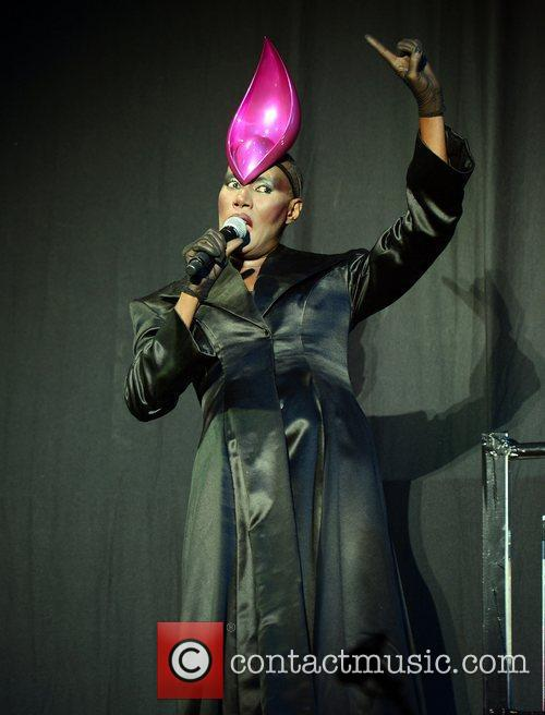 Grace Jones and Lovebox 5