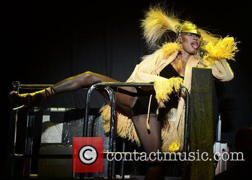 Grace Jones and LoveBox 13