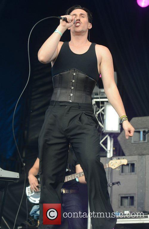 Sam Sparro Lovebox festival at Victoria Park -...