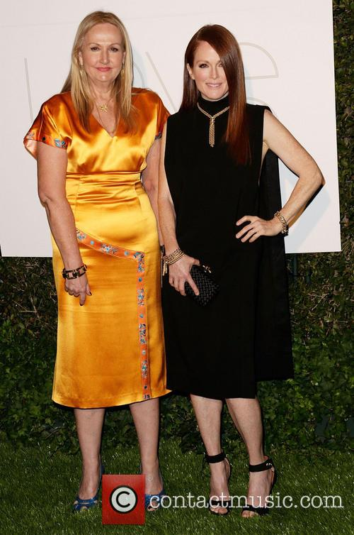 a guest julianne moore lovegold party celebrating 20056763