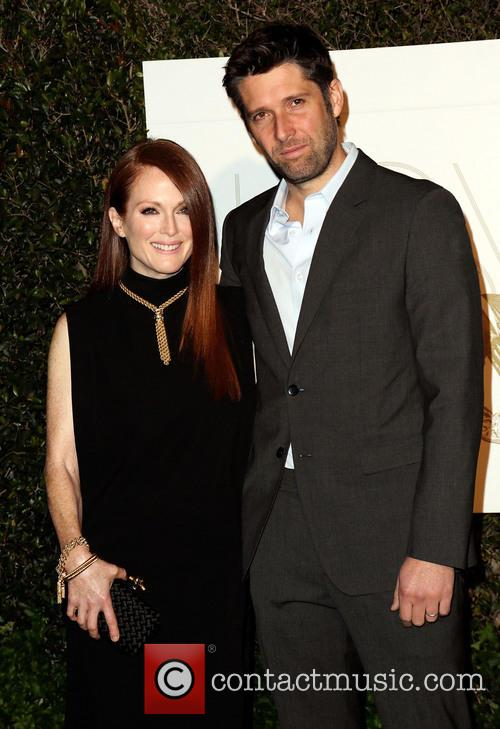 Julianne Moore and Bart Freundlich 8