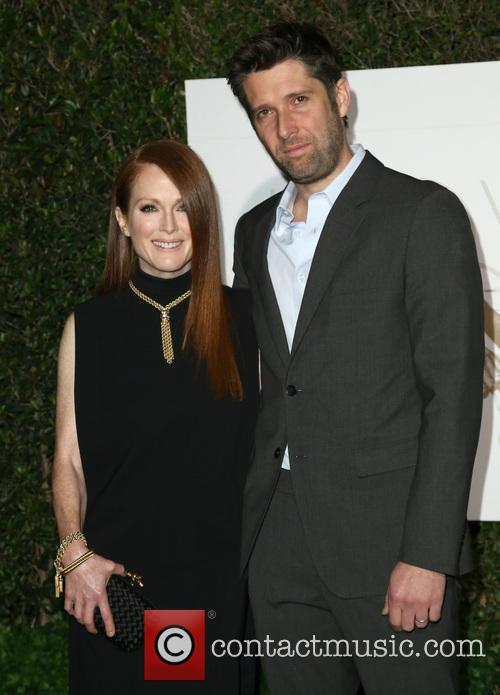 Julianne Moore and Bart Freundlich 9