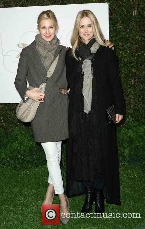 Kelly Rutherford and Kelly Rowan 7