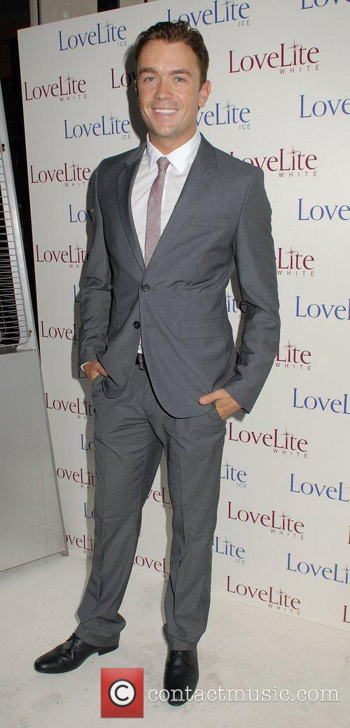 Emrhys Cooper,  LoveLite launch party at the...