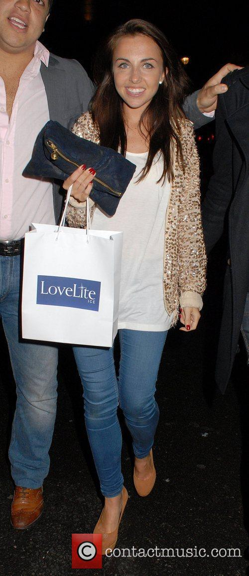Louisa Lytton,  LoveLite launch party at the...