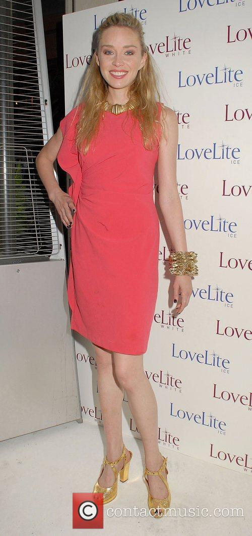 Noelle Reno,  LoveLite launch party at the...
