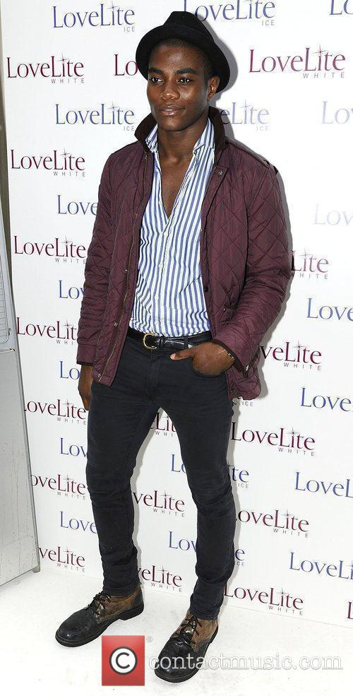 aBB Kaye,  LoveLite launch party at the...