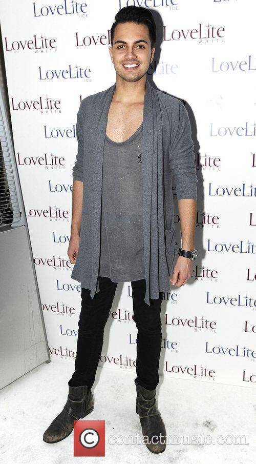 Alberto Diniz,  LoveLite launch party at the...