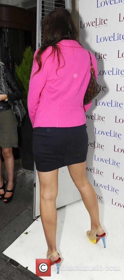 imogen thomas lovelite launch party at the 3975003