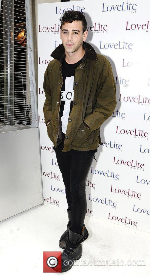 Jay Camilleri,  LoveLite launch party at the...