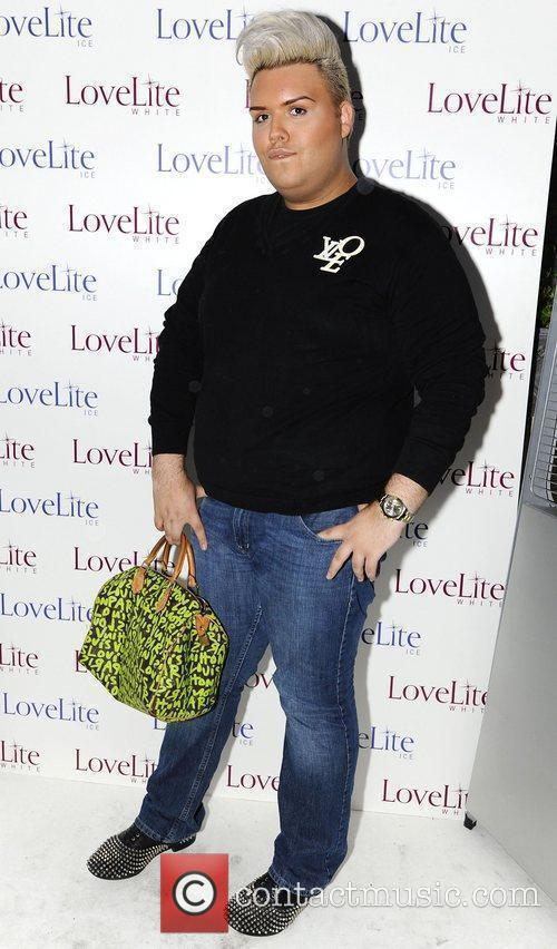 Mikey Kardashian,  LoveLite launch party at the...