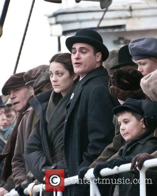 Marion Cotillard and Joaquin Phoenix 2