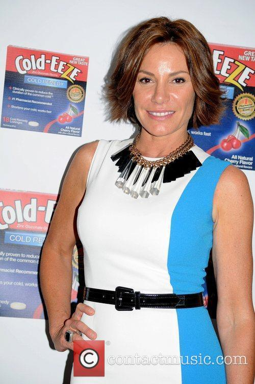Reality star hosts a Cold-EEZE luncheon to share...
