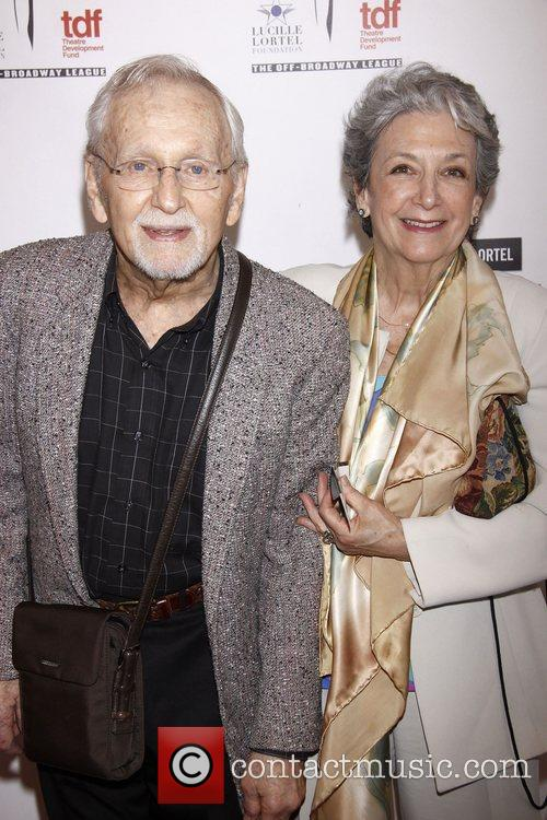 Alvin Epstein and Guest The 2012 Lucille Lortel...