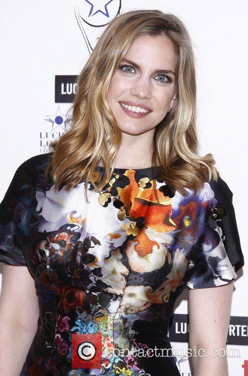 Anna Chlumsky  The 2012 Lucille Lortel Awards...