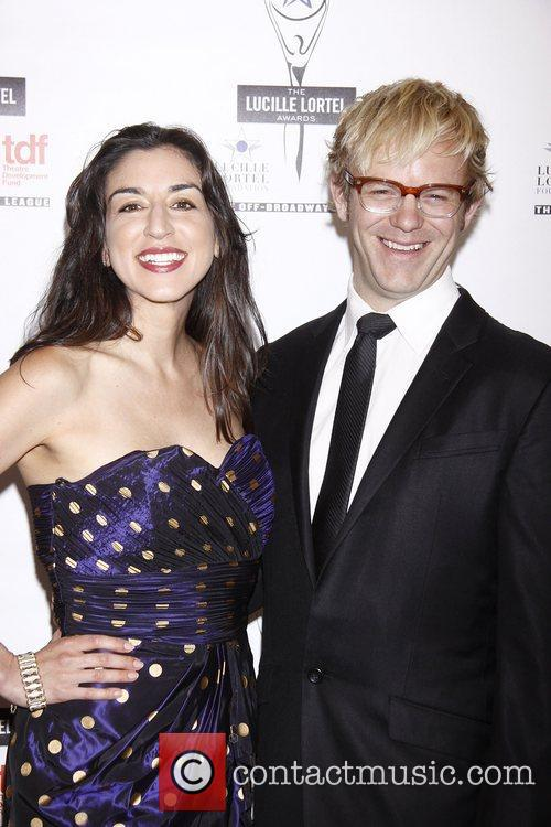 Justin Townsend and Guest The 2012 Lucille Lortel...