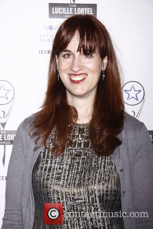 Lauren Halpern  The 2012 Lucille Lortel Awards...