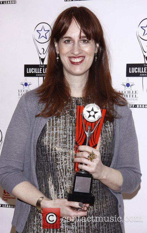 Lauren Helpern  The 2012 Lucille Lortel Awards...