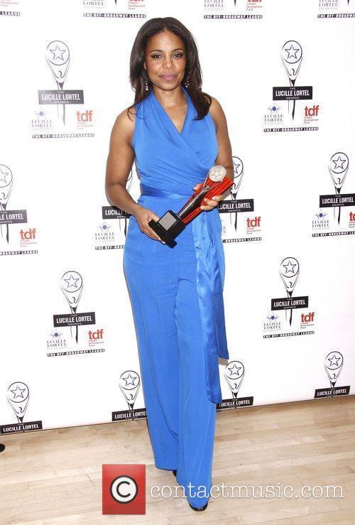 Sanaa Lathan The 2012 Lucille Lortel Awards held...
