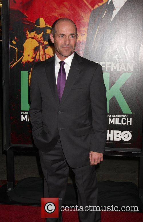 HBO's 'Luck' Los Angeles premiere held at Graumans...