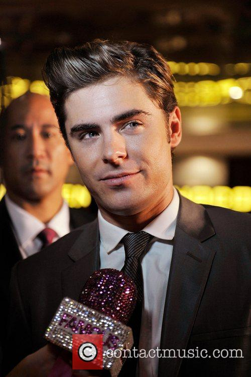 zac efron australian premiere of the lucky 5822249