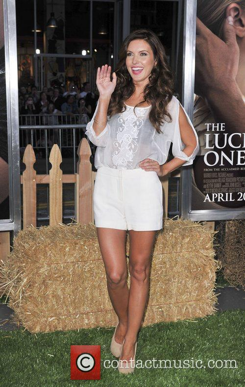 Audrina Patridge and Grauman's Chinese Theatre 2