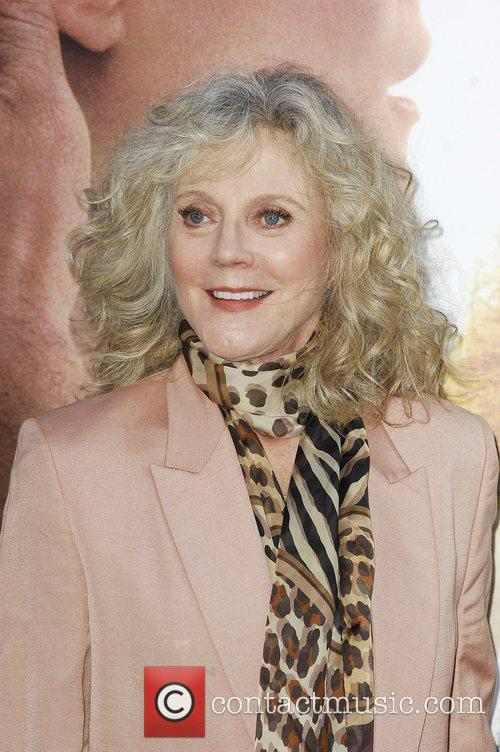 Blythe Danner and Grauman's Chinese Theatre 2