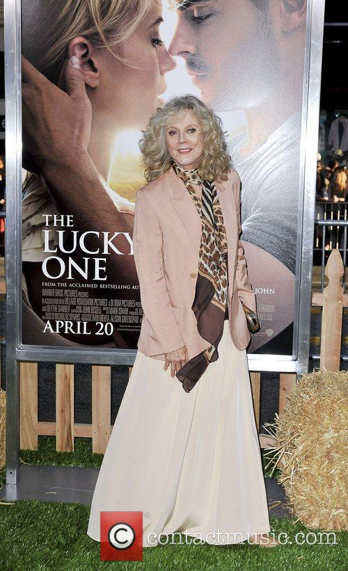 Blythe Danner and Grauman's Chinese Theatre 3