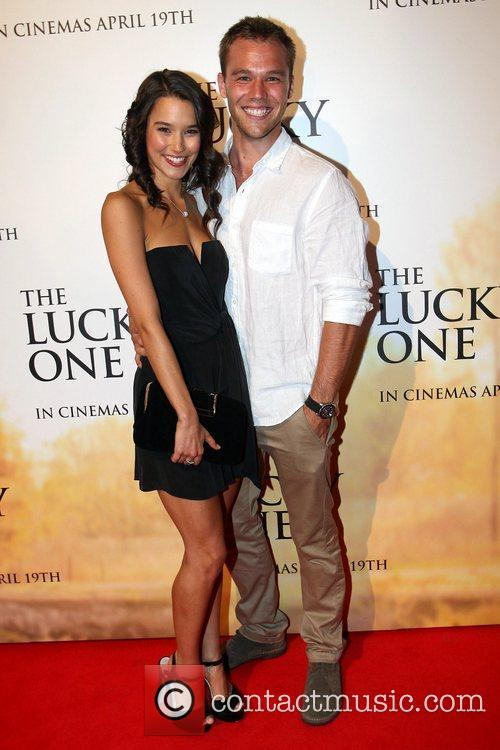 Rhiannon Fish and Lincoln Lewis Australian premiere of...