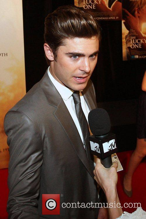 zac efron australian premiere of the lucky 5822269