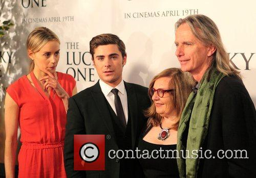 Scott Hicks, Taylor Schilling and Zac Efron