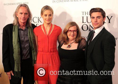 Scott Hicks, Taylor Schilling and Zac Efron 1