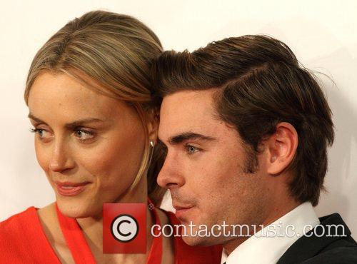 Taylor Schilling and Zac Efron 2