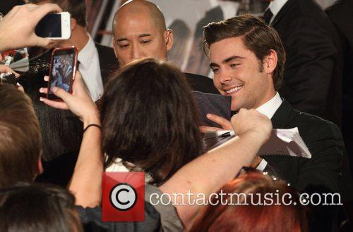 zac efron the adelaide premiere of the 3826280