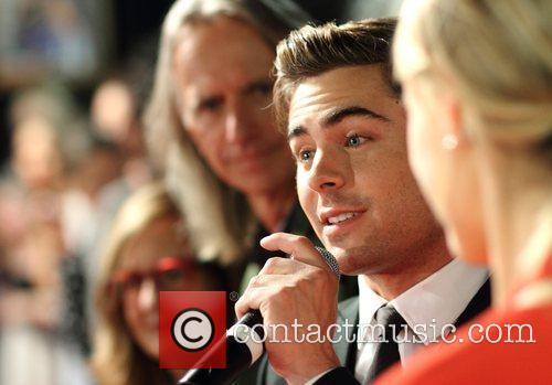 zac efron the adelaide premiere of the 3826288