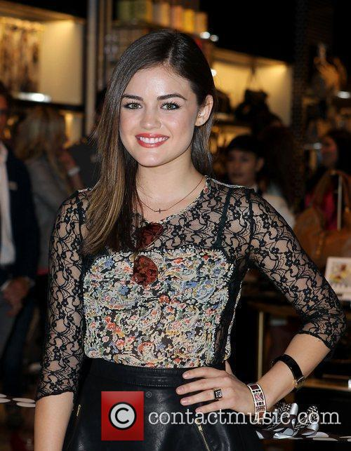 Lucy Hale and The Fashion 29