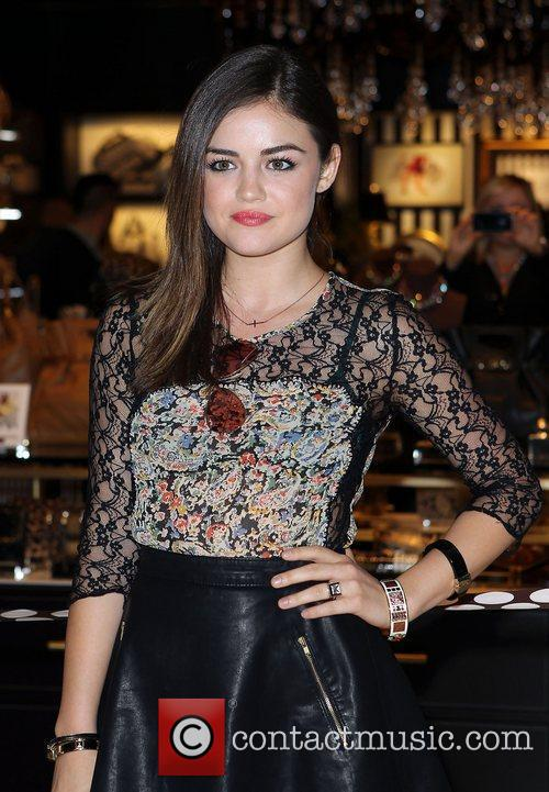 Lucy Hale and The Fashion 47