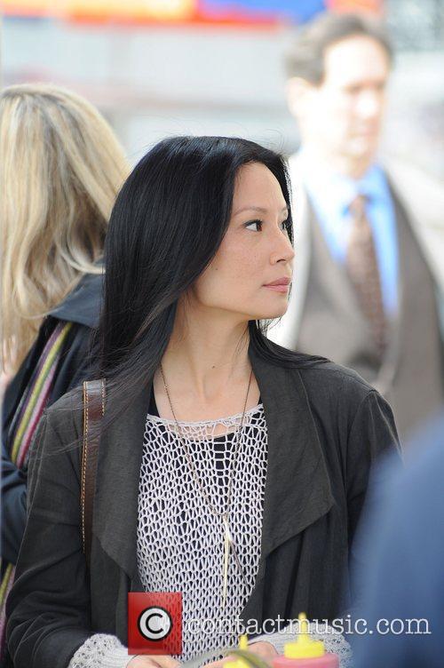 Lucy Liu and Cbs 6