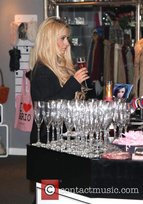 Lucy Mecklenburgh Boutique opening  Featuring: Chantelle HoughtonWhere:...