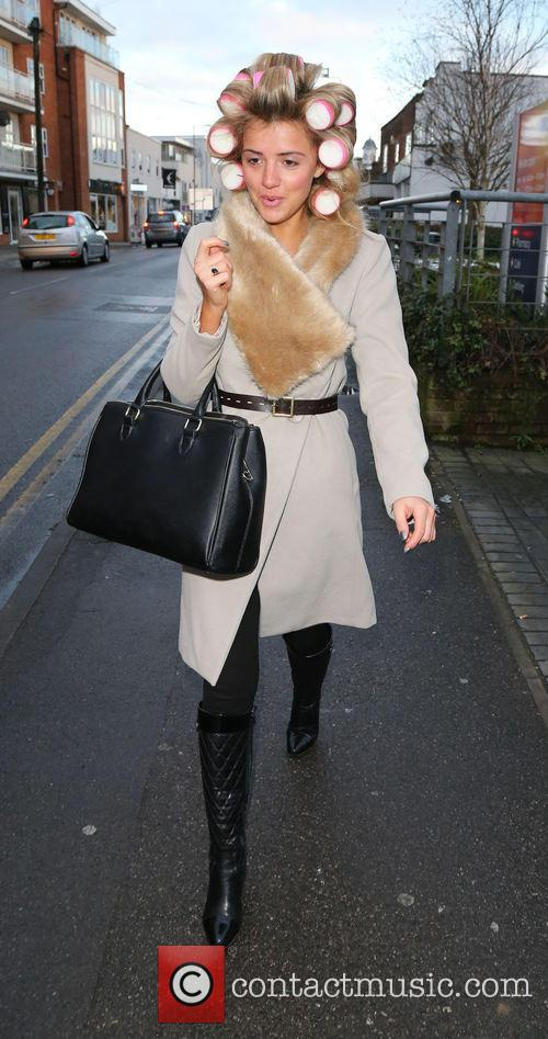 Featuring: Lucy Mecklenburgh Where: Brentwood, Essex, England