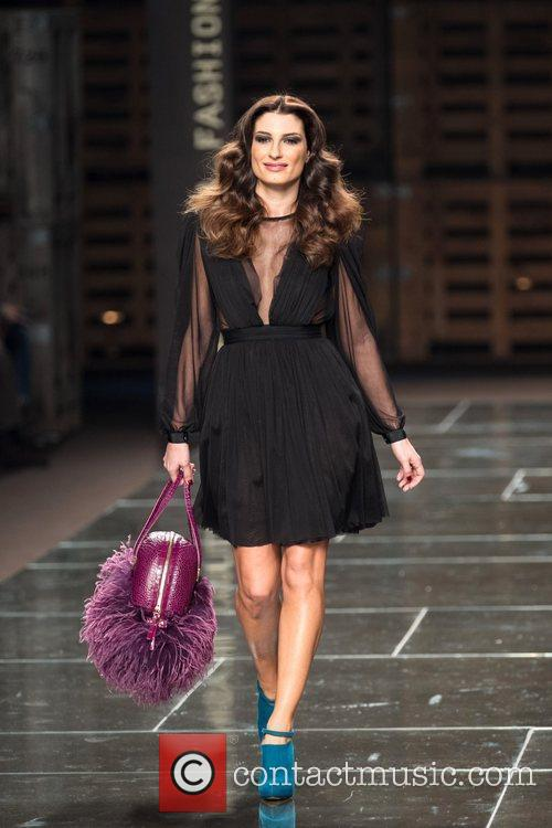 Model Portugal Fashion Week- Fall/Winter 2012- Luis Onofre-...