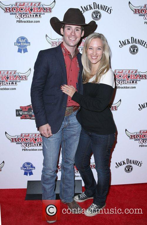 Professional Bull Rider Superstars Walk Red Carpet at...